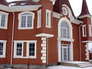 Декор фасадов